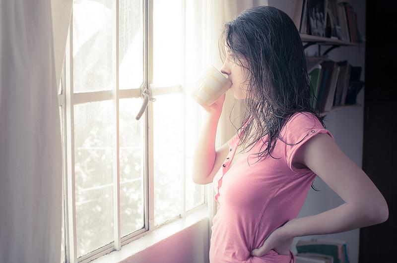 Morning routine