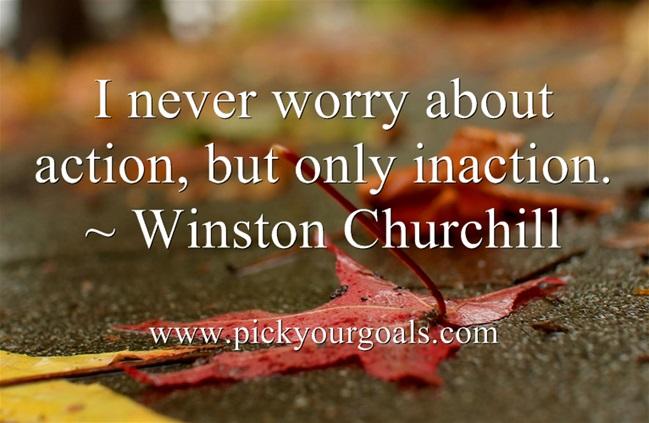 principles of success take action